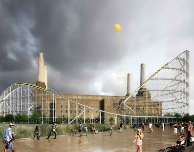 Who wants to ride the Battersea Power Station Rollercoaster? | News | LondonlovesBusiness.com | Architecture MIPIM | Scoop.it