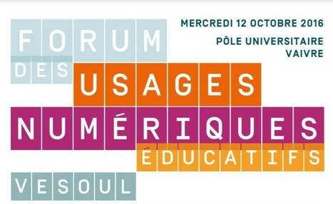 Madmagz sera au Forum des Usages Numériques Educatifs le 12 octobre ! | Osons Innover | Pédagogie & Numérique | Scoop.it