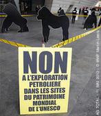 Le WWF France interpelle les actionnaires de TOTAL lors de leur Assemblée Générale annuelle le 17 mai 2013 | Virunga - WWF | Scoop.it