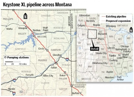 Mixed Opinions in Montana on Obama Decision to Deny Keystone XL Pipeline Permit | Keystone XL: Affairs of State | Scoop.it