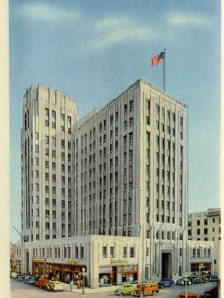 'Psycho' building at Central and Monroe to become Phoenix Hilton | THRILLER FILM CODES & CONVENTIONS | Scoop.it