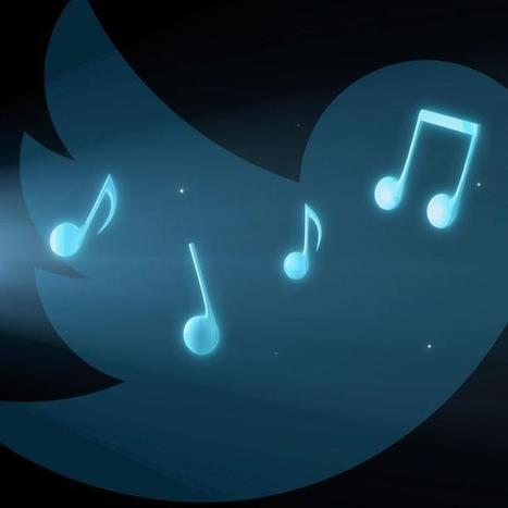 Report: Twitter Will Release Music Discovery App This Month | Social Mercor | Scoop.it