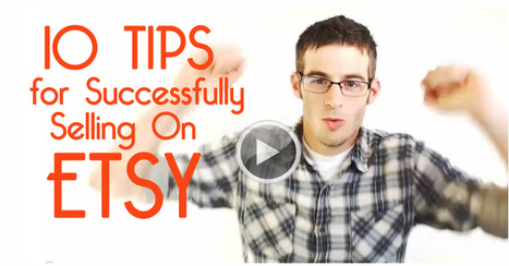 Creative Arts Business : 10 Real Tips For Successfully Selling On Etsy   Artdictive Habits : Sustainable Lifestyle   Scoop.it