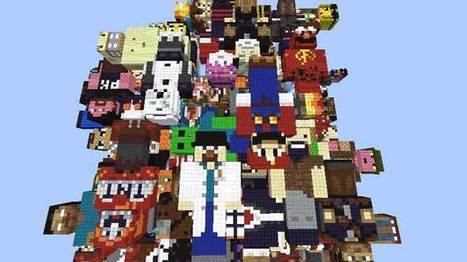Pile of Bodies Survival Map for Minecraft 1.5.1 | Free Download Minecraft | Scoop.it