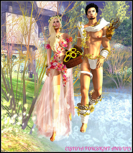 Freebies and cheapies in SL: Venus and Apollon...Venus et Apollon | Freebies and cheapies in second life. | Scoop.it
