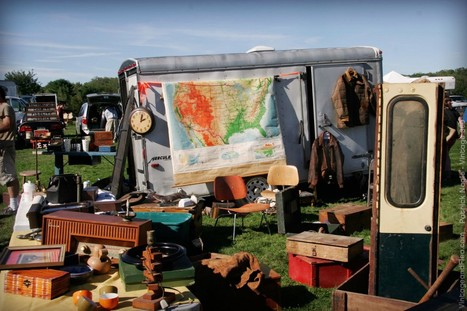 Tips for Navigating the Brimfield Antique Show | Antiques & Vintage Collectibles | Scoop.it