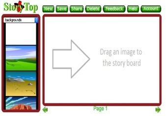An Awesome Tool for Creating Cartoon Style Stories with Students ~ Educational Technology and Mobile Learning | Sheila's Edtech | Scoop.it
