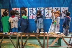 Quand peinture et culture riment en classe de FLE | Arts et FLE | Scoop.it