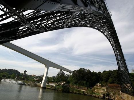 Oporto's Maria Pia Bridge among Guardian's 'ten best' bridges in the world | The Douro Index | Scoop.it