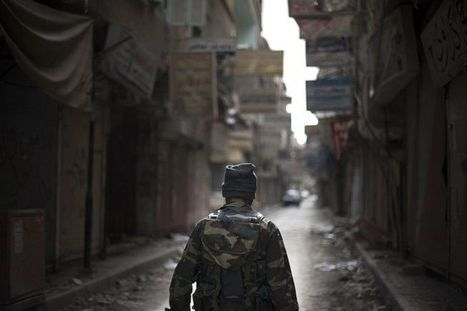 Syrie: la vidéo de l'éviscération d'un soldat suscite l'effroi | SCOOP ACTUS | Scoop.it