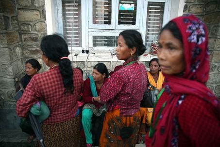Népal : à l'épicentre du séisme, la colère des survivants | Ca m'interpelle... | Scoop.it