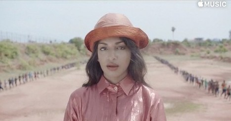"M.I.A. Charts the Journey of Refugees in the Terrific Music Video for ""Borders"" 