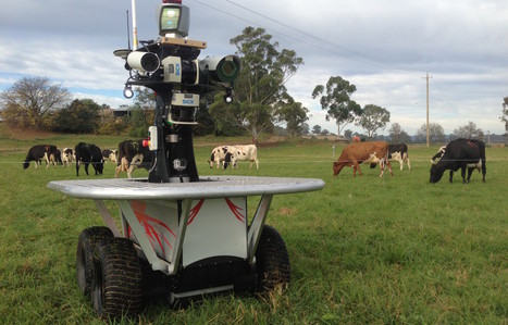 This is the robot that will shepherd and keep livestock healthy | Robotics | Scoop.it