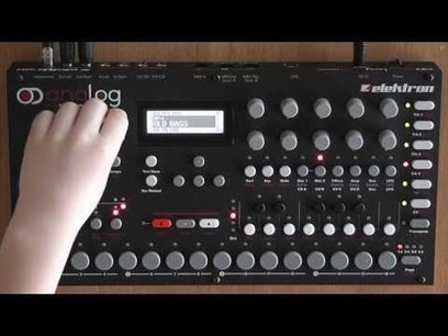 Elektron Analog 4 -Childsplay To Use - Check out this 7 Year Old, Kid does Depeche Mode   Gear Acquisition Syndrome   Scoop.it