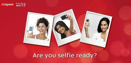 Colgate Visible White Capitalizes On Selfies, Enhance Your Smile Via Facebook App | Digital-News on Scoop.it today | Scoop.it