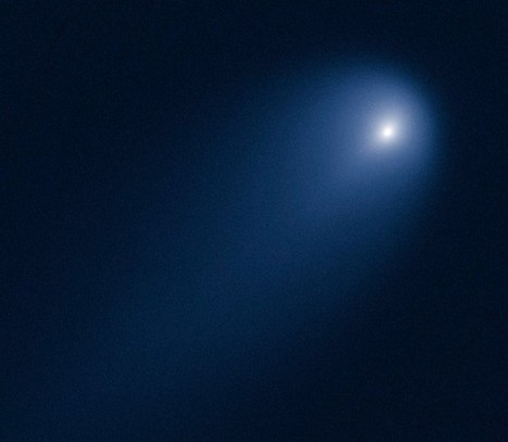 Hubble Picture Reveals Comet ISON Is Already Partying Away - Slate Magazine (blog) | music | Scoop.it