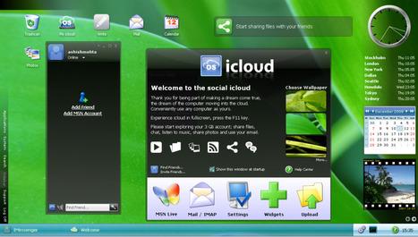 iCloud taking iOS to whole new level!   techyyz.com   Apple Rocks!   Scoop.it