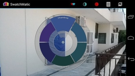 SwatchMatic: Capture & Identify Colors via Your Android's Camera | formation 2.0 | Scoop.it