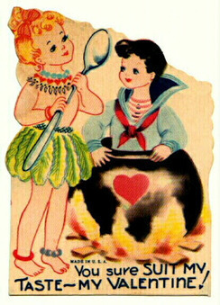 IT CAME FROM ALLEN'S BRAIN!: Scary Valentines of Yore | The Amused Catholic: an Ezine | Scoop.it
