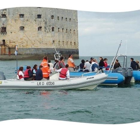 Le Rallye nautique, un évènement inédit qui pimente votre séminaire | Evénements, séminaires & tourisme d'affaires à La Rochelle | Scoop.it