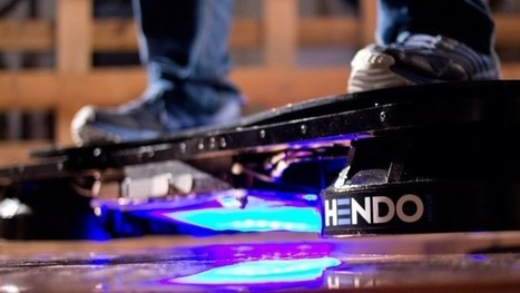 Hendo Hoverboards (by @HendoHover) - Faveoly | Faveoly | Scoop.it