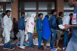 De pays d'asile, la Suisse deviendra-t-elle un pays de transit? - SWI swissinfo.ch   Signifier - Lab   Scoop.it