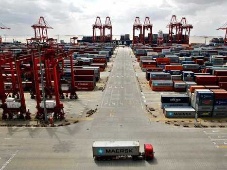 Here's What's Behind China's Ugly Export Data | BusinessStudies | Scoop.it
