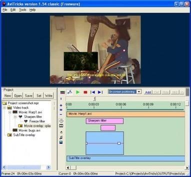 Editores de vídeo de gratuitos (open Source) | tec2eso23 | Scoop.it