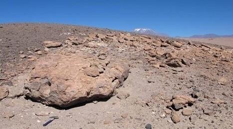 Investigan inundaciones y deslizamientos gigantes en el desierto de Atacama — Noticias de la Ciencia y la Tecnología (Amazings®  / NCYT®) | 2ª Evaluación | Scoop.it