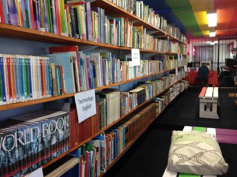 DONATE a Solar-Equipped Library for Rural/Slum Community | Information Science | Scoop.it