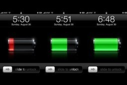 Fact vs. Fiction :: iPhone / iPad Battery Life | The Mac Lawyer | The Mac Lawyer | Scoop.it