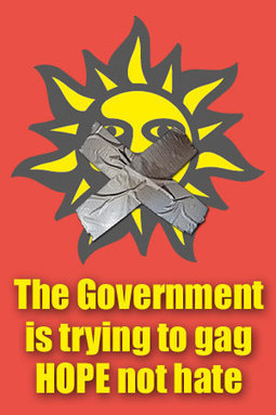 The Government is trying to gag HOPE not hate | WELCOME TO MY WORLD OF MANY CAUSES | Scoop.it