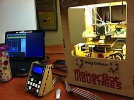 Fayetteville's high tech Fab Lab   WRVO Public Media   Bibliothèques innovantes   Scoop.it