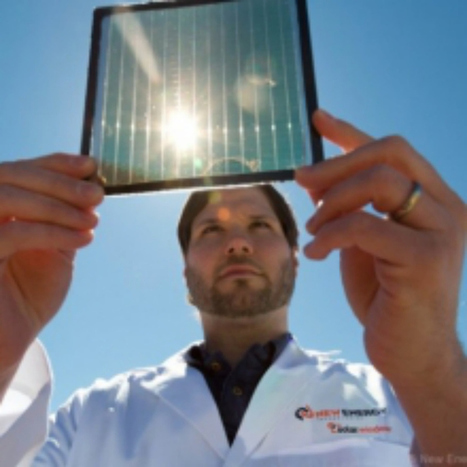 Solar Window and Green Building Construction   Sustainable Cities Collective   Energy Innovation   Scoop.it