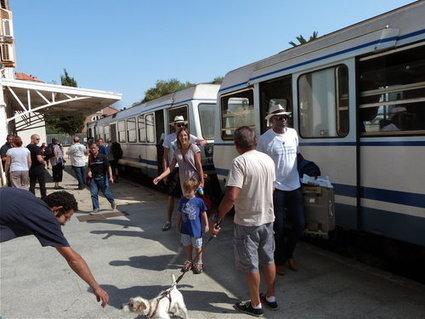 La Balagne enfin équipée d'un train suburbain à l'année | Corse-Matin | Ile Rousse Tourisme | Scoop.it