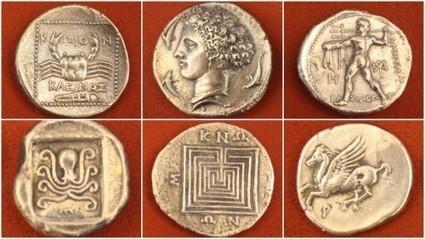 Greek Coinage | Griego clásico | Scoop.it