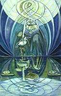 Tarot - Queen of Cups | food | Scoop.it