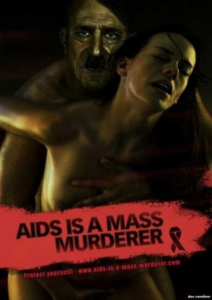 Top 35 des affiches et campagnes choc contre le SIDA | Buzz Actu - Le Blog Info de PetitBuzz .com | Scoop.it