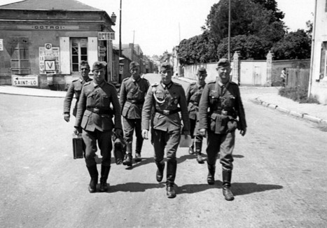 Occupation allemande: combien de divisions? | Intervalles | Scoop.it