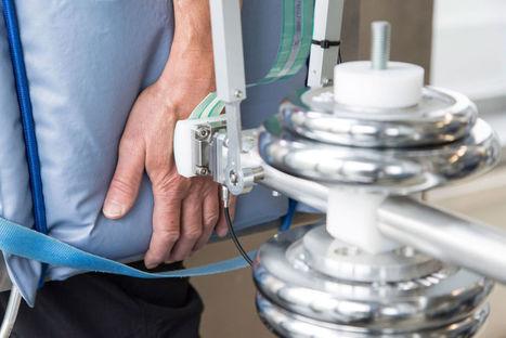 Pour améliorer la sûreté des robots, cette machine frappe des volontaires - H+ Magazine | Vous avez dit Innovation ? | Scoop.it