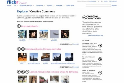 Flickr Creative Commons | EDUDIARI 2.0 DE jluisbloc | Scoop.it