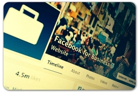 Facebook Pages redesign: 4 things businesses will want to do | Inbound Marketing | Scoop.it