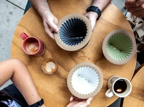 New Ceramics Maker Constellation Supply Launches with Star Product, the Little Dripper | Coffee News | Scoop.it