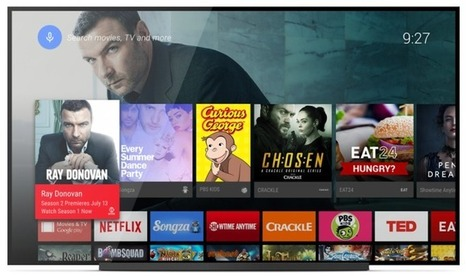 Connected TV Market Crosses 1B Devices As Google Pins Its Hopes On Android TV | Information Technology & Social Media News | Scoop.it