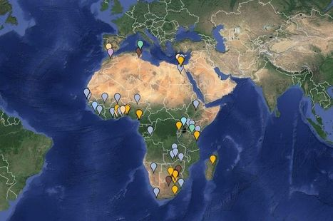Silicon Africa: la carte interactive de l'innovation en Afrique | Intelligence stratégique et économique | Scoop.it