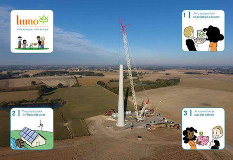 Investir dans un parc éolien de proximité avec Lumo | Lumo | Scoop.it
