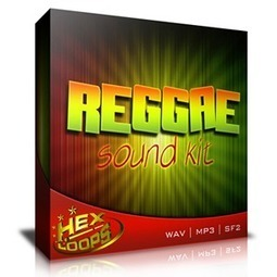 Download Reggae Complete Sound Kit | Loops | Samples | Drum Kit | Soundfonts | Hex Loops | music | Scoop.it