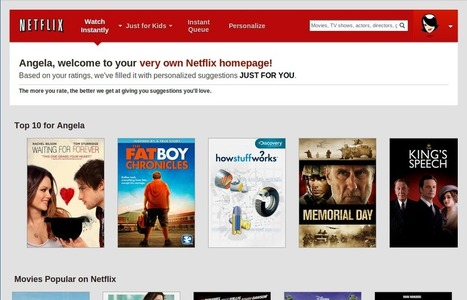 Netflix: Using Big Data to Hook us on Original Programming | Digital Kopp | Scoop.it