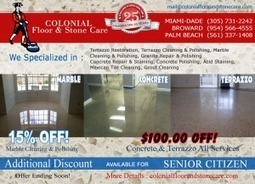 Benefits of Diy Concrete Polishing in Miami | Conctere Polishing | Scoop.it