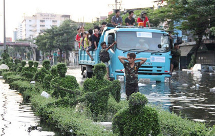 Flooding in Asia's Megacities | In Asia | adapting to climate change | Scoop.it